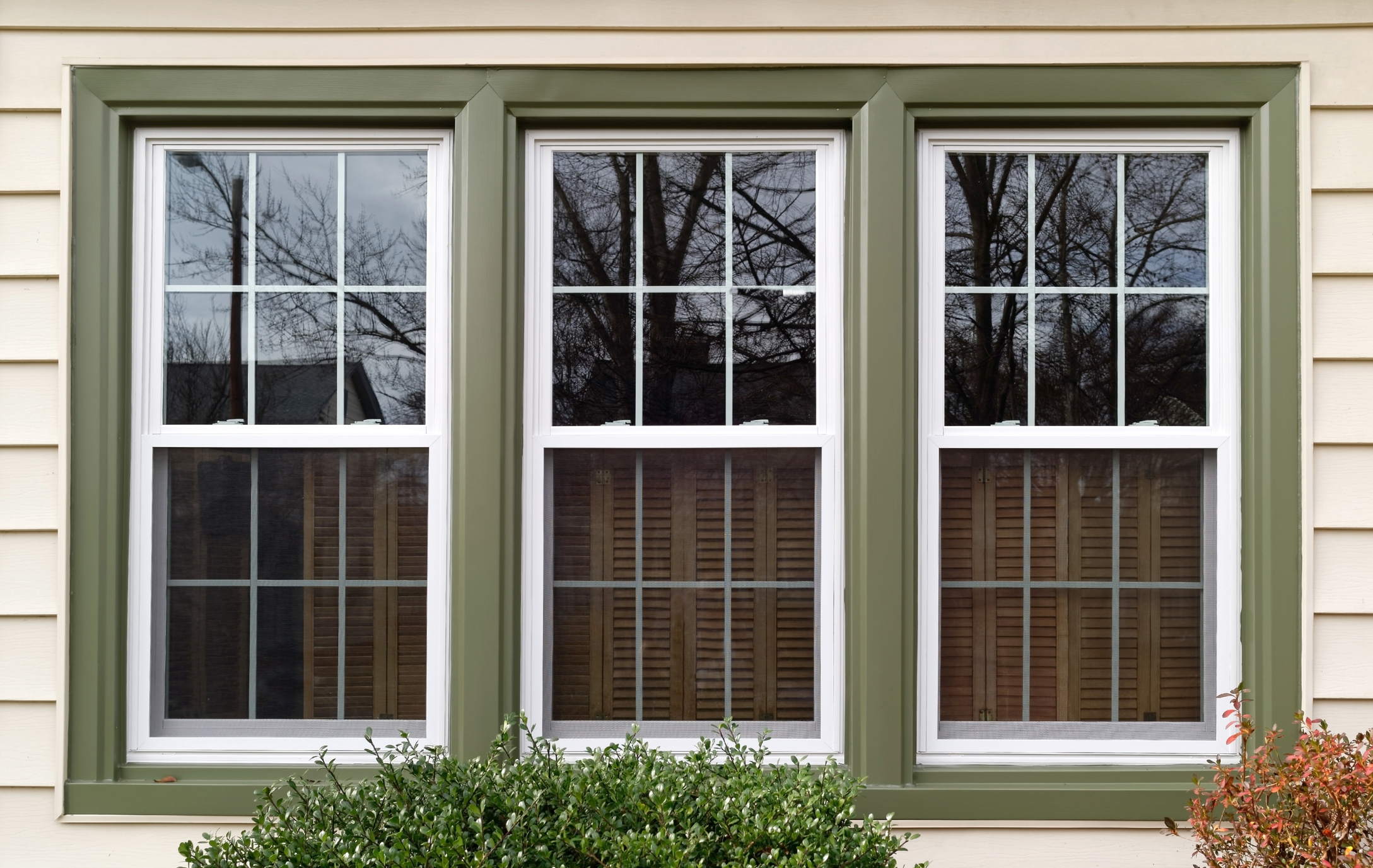 How To Diffeiate Double Hung And Single Windows